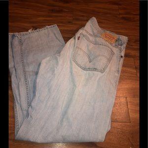 Men's Levi's 505 38/32 jeans regular fit